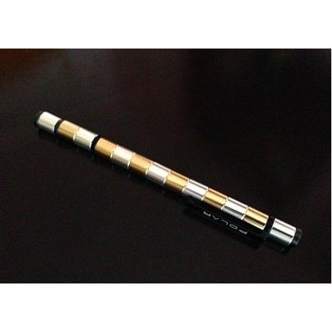 Pen gemaakt van losse magneten