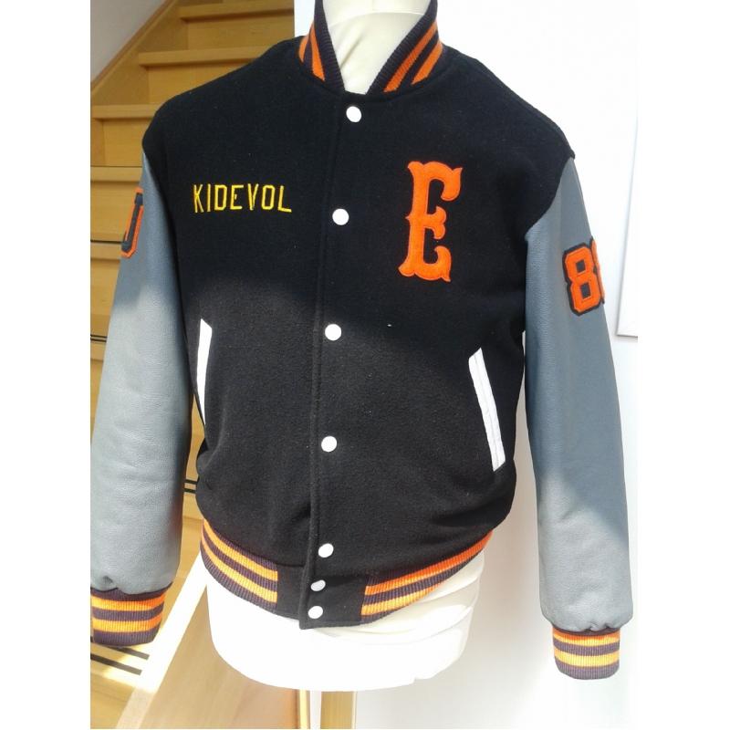 De enige echte baseball jas