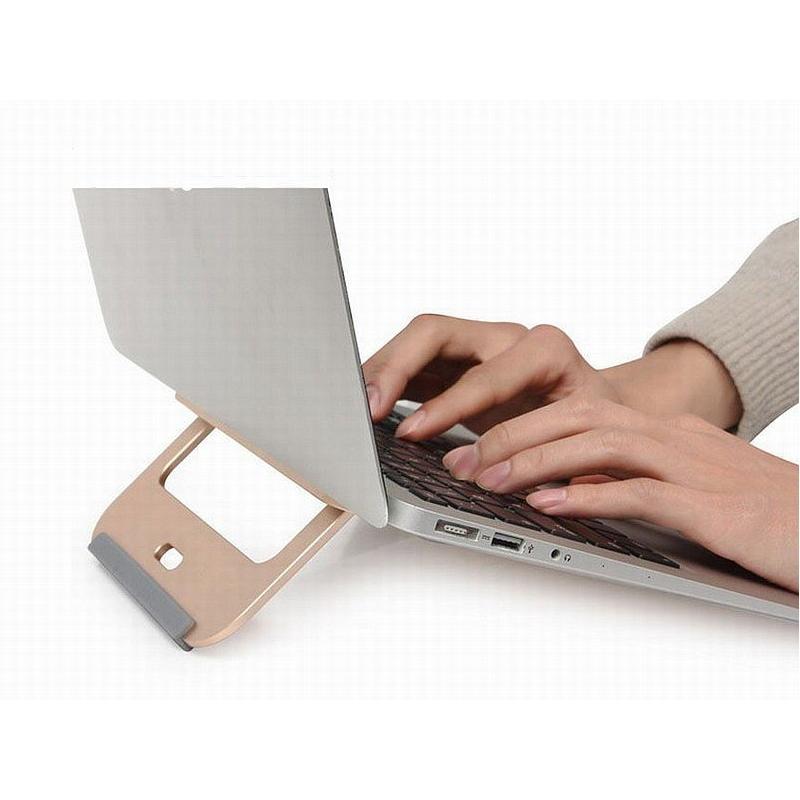 Laptop of tablet houder
