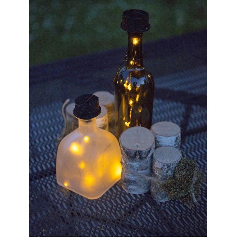 Verlicht uw flessen