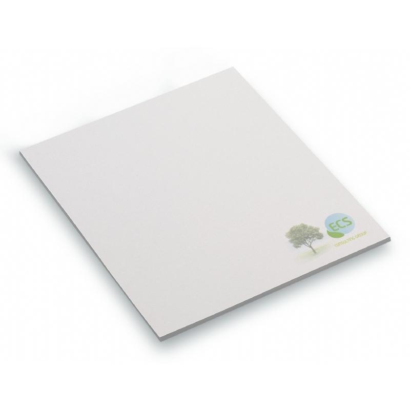 XL papierblok met zelfklevende blaadjes
