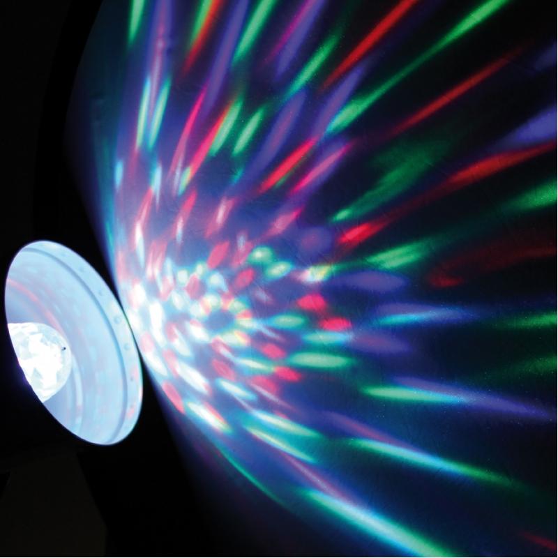 LED discolamp