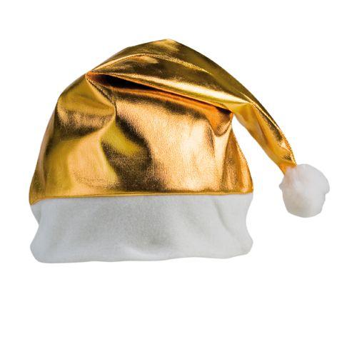 Kerstmuts in goud of zilver