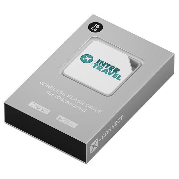 Compacte hard drive voor gsm