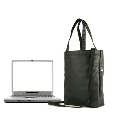 Shopper-/ computertas
