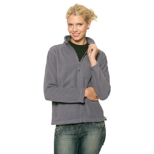 Fleece vest voor dames