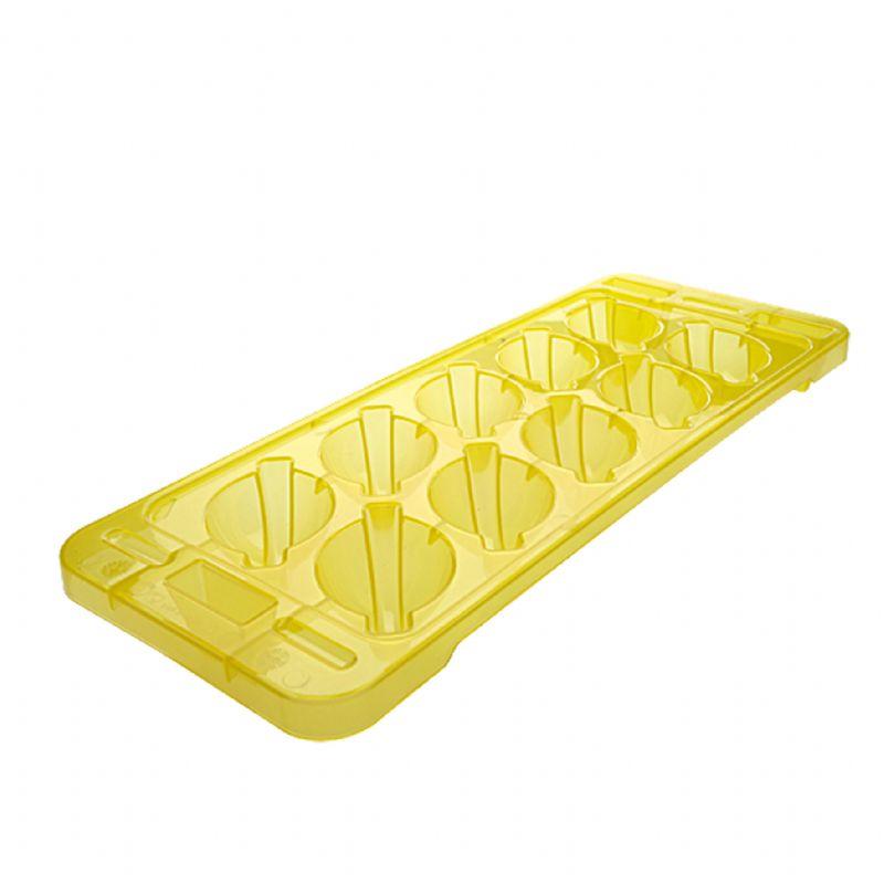 IJsblokjesvorm met gleufje voor fruit