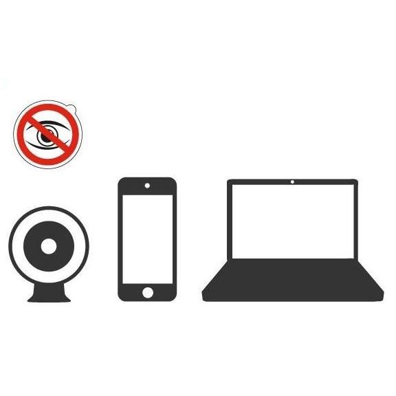 blokkeer hacking van uw webcamera