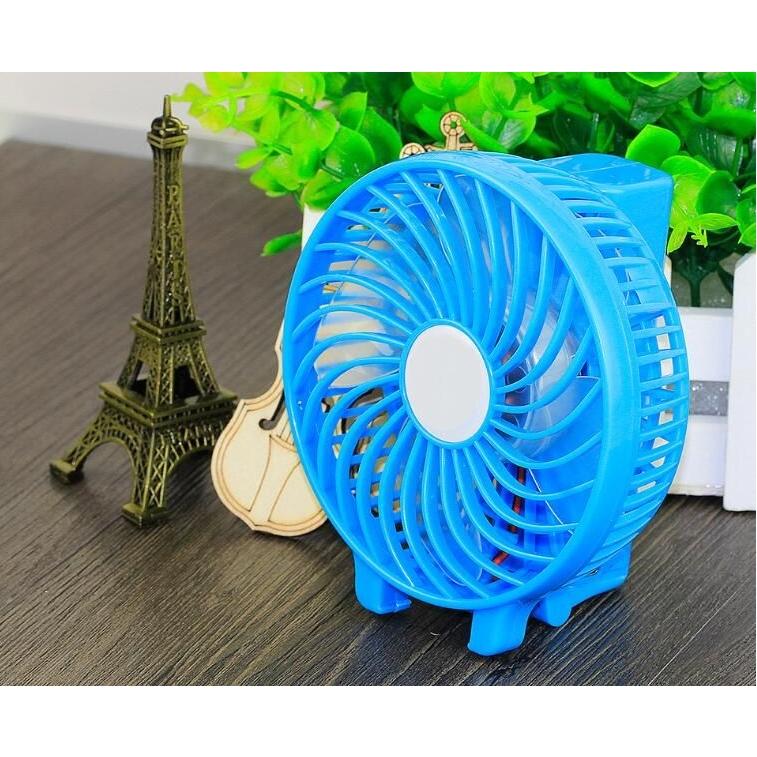 Mini opvouwbare oplaadbare ventilator