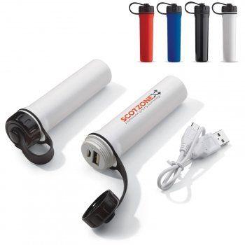 Waterafstotend noodbatterij
