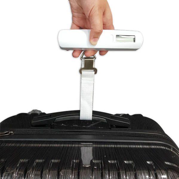 bagageweegschaal met powerbank