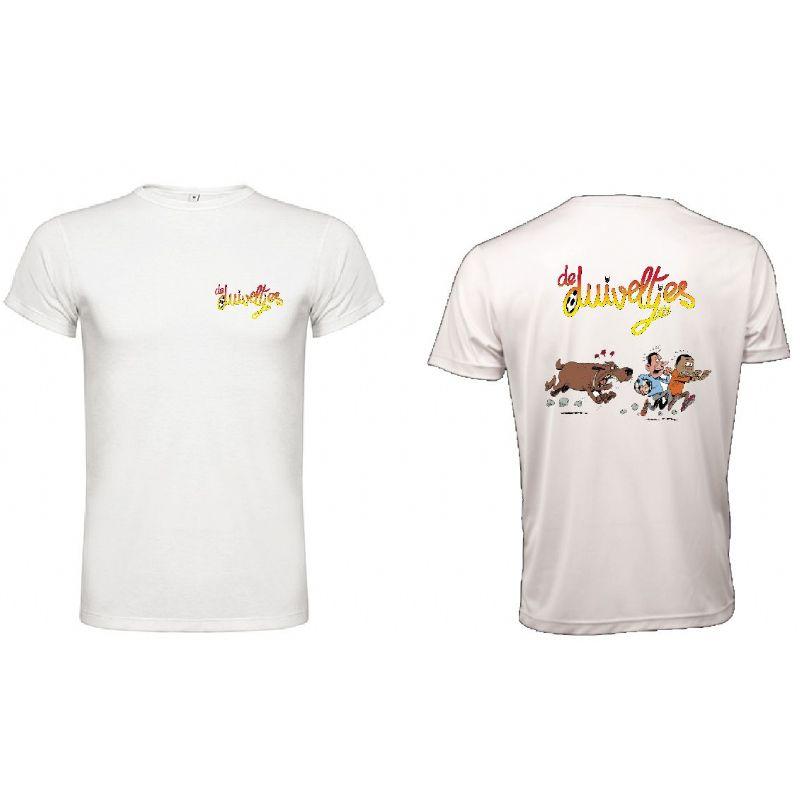 T-shirt 'DUIVELTJES'