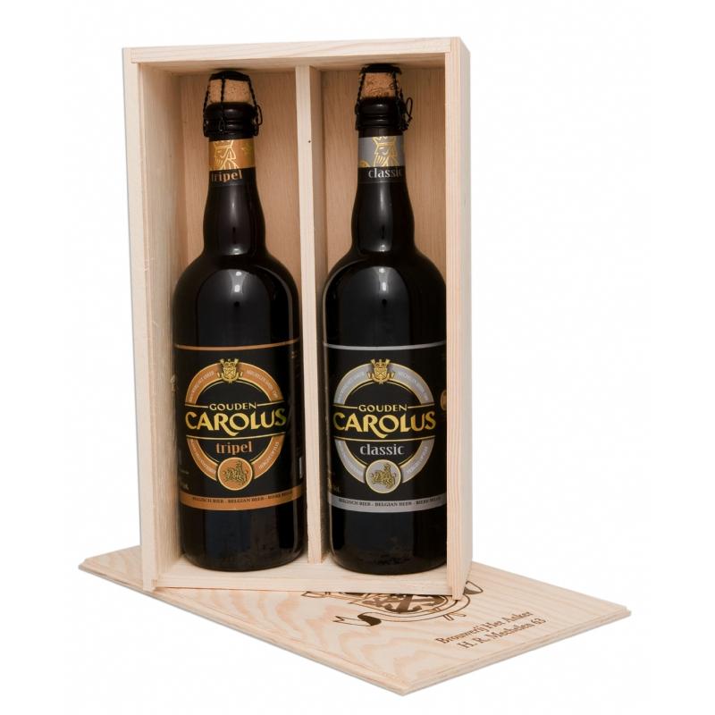 Ambachtelijk bier Gouden Carolus