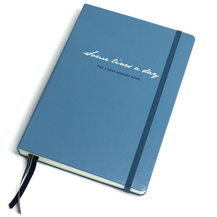 The 5 Year Memory Book