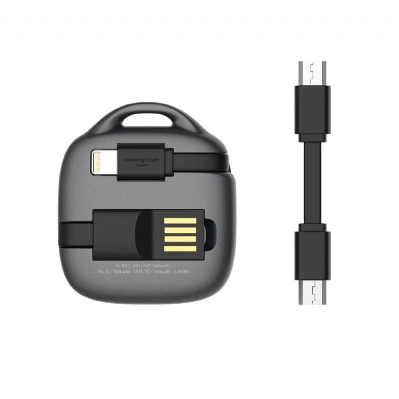 Power sleutelhanger met LED