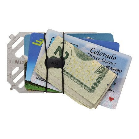 multitool en kredietkaartenhouder