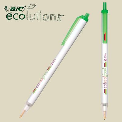 Bic Clic Stic Ecologische balpen
