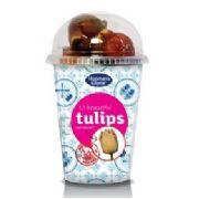 Tulpen in een shaker