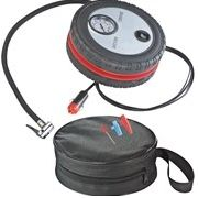 compressor voor opblazen auto-en fietsbanden