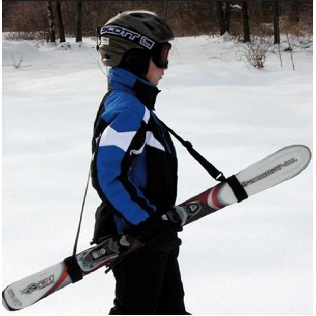 Draagriem voor ski's