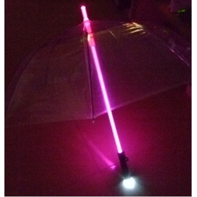 Paraplu met LED-verlichting