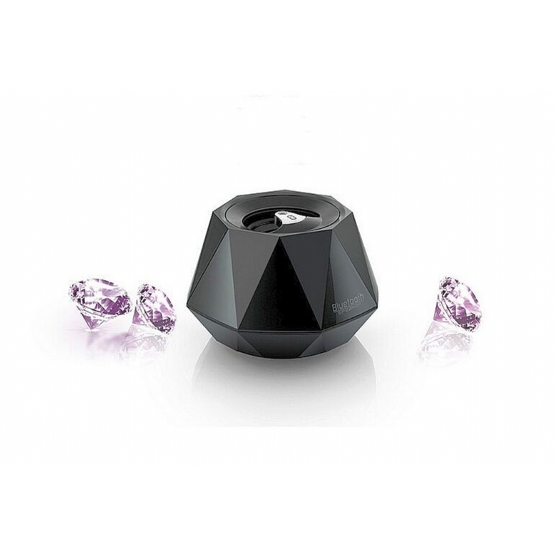 Bluetooth speaker in vorm diamant