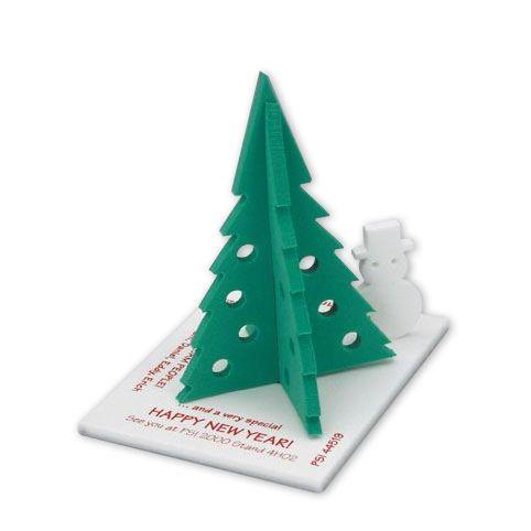 Een originele kerst wenskaart
