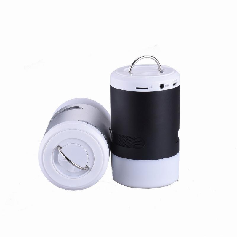 Lamp en Bluetooth speaker in 1