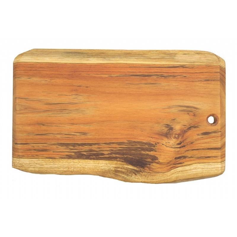 Teak houten serveerplank