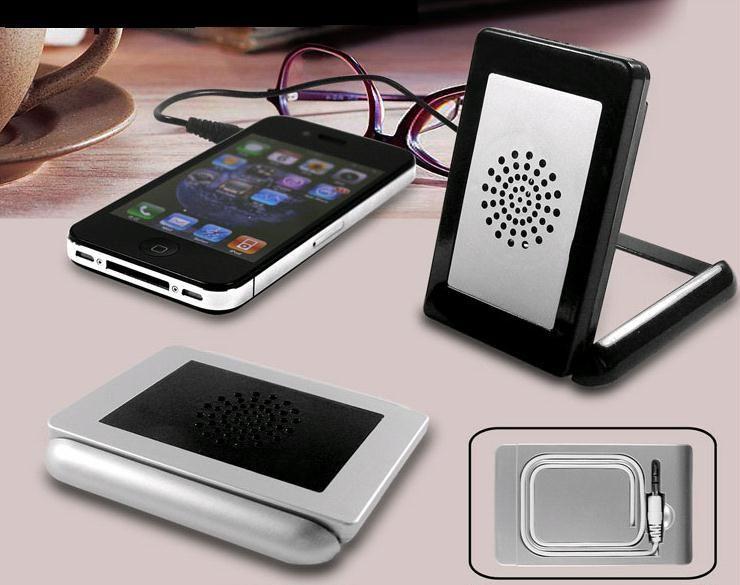 Speaker voor mobiele telefoon in zakformaat