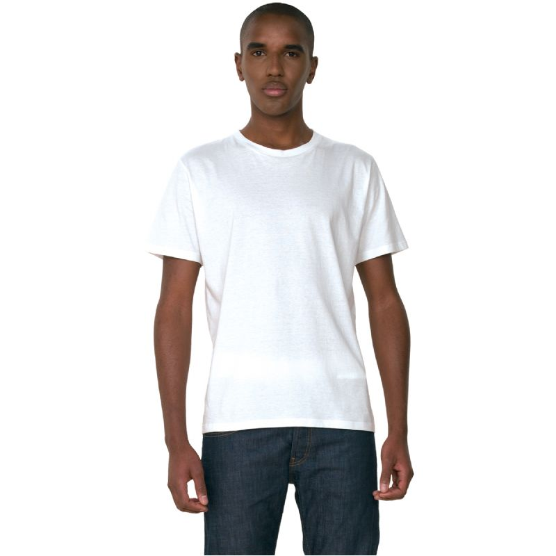 Klimaatneutrale mannen T-shirt