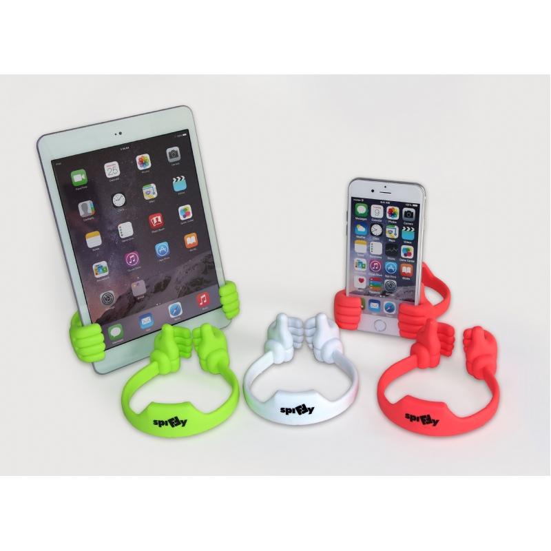Grappige Iphone & tablet houder