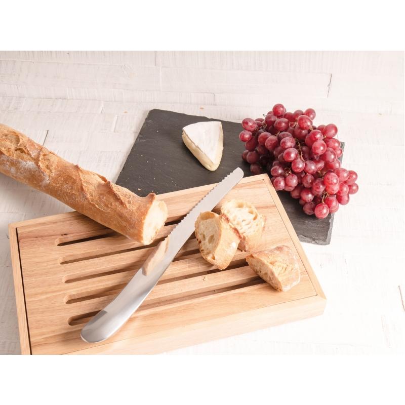 Broodmes met kruimelplank