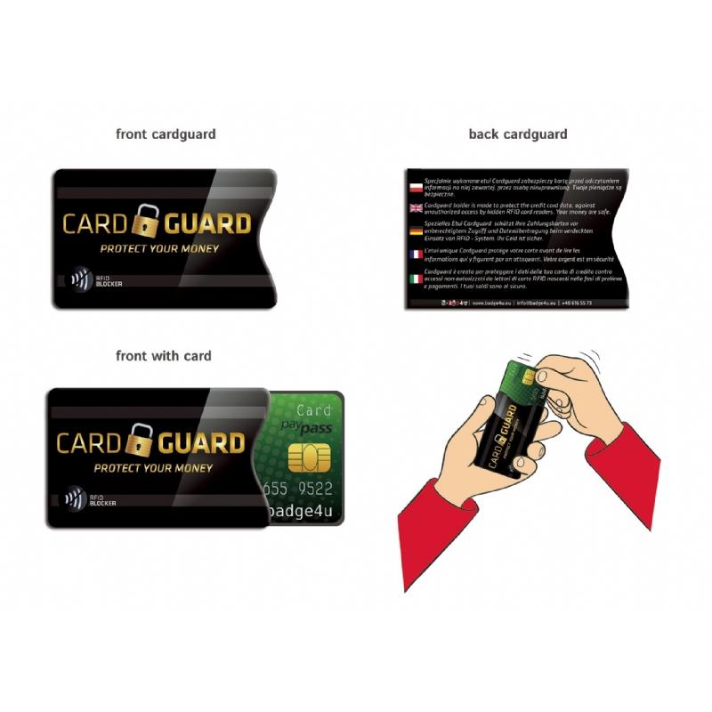 Bescherm je betaalkaarten