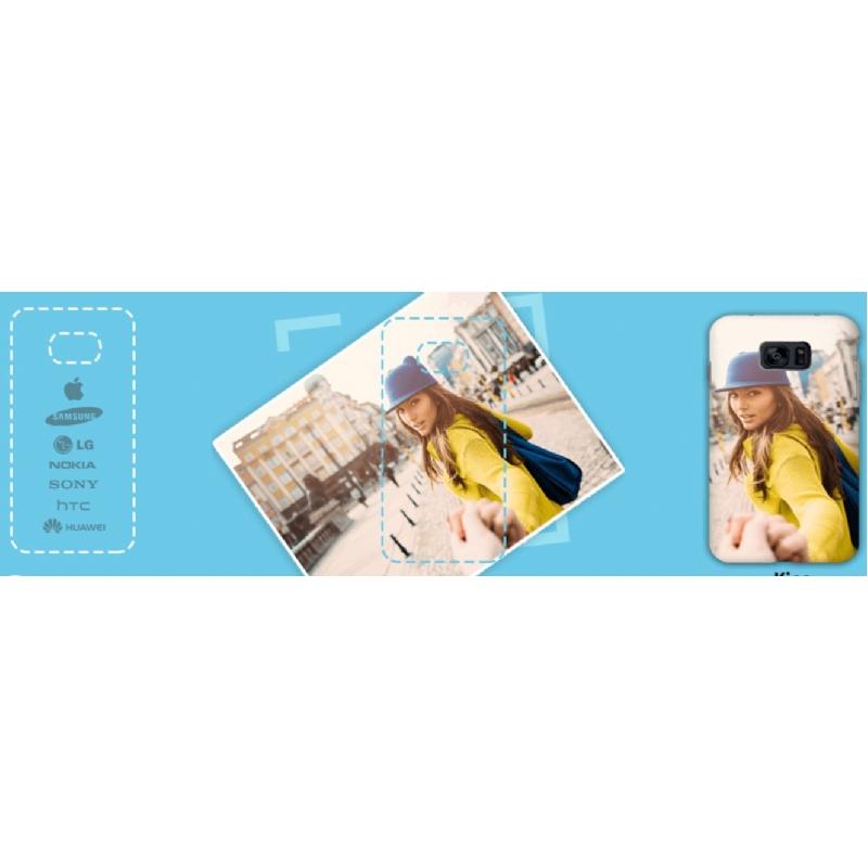 schenk uw klanten een smartphone bescherming met hun eigen foto