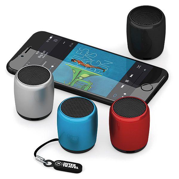 Mini speaker met maxi geluid