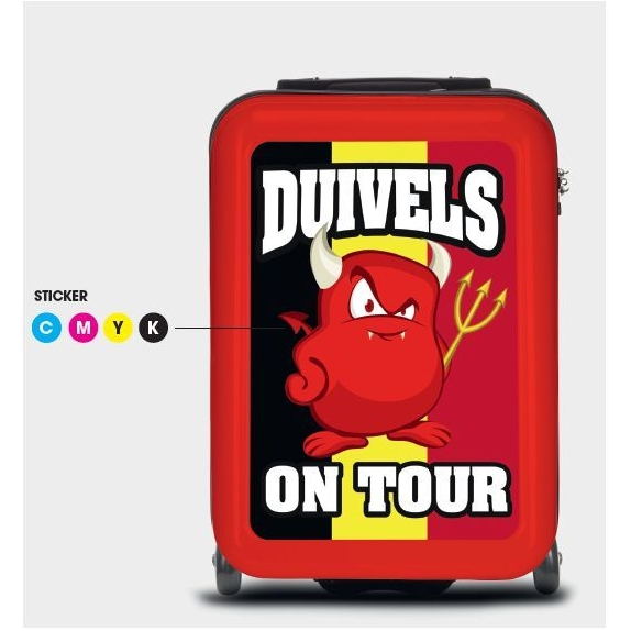 Een duivelse koffer