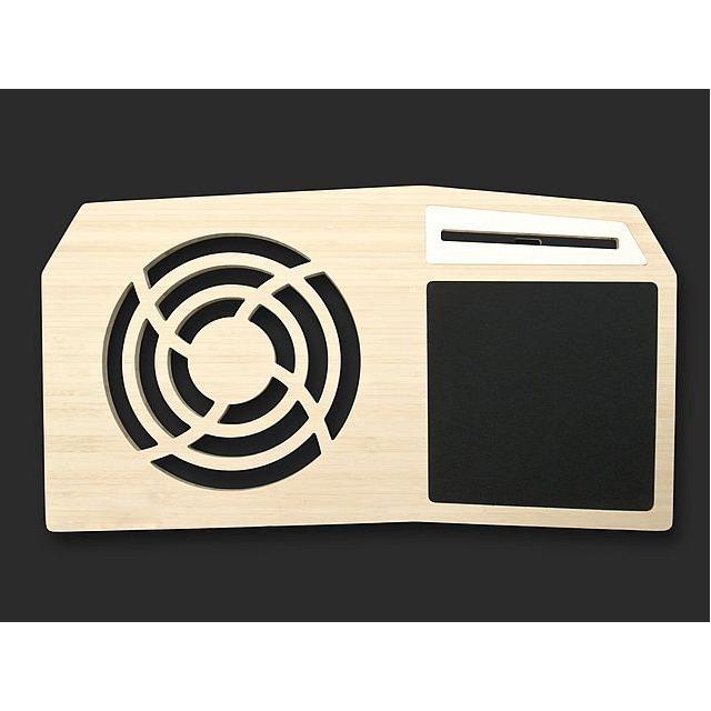 Bambou laptop onderzetter