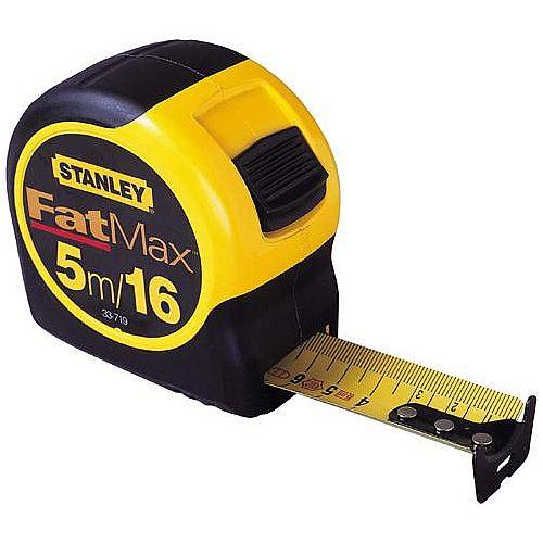 Stanley rolbandmaat Fat Max 5 m