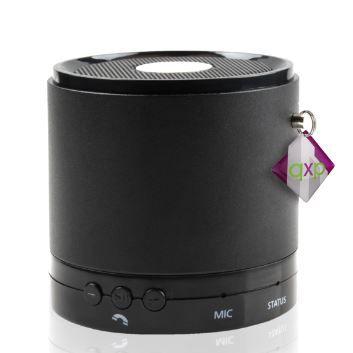 Cilindervormige Bluetooth speaker