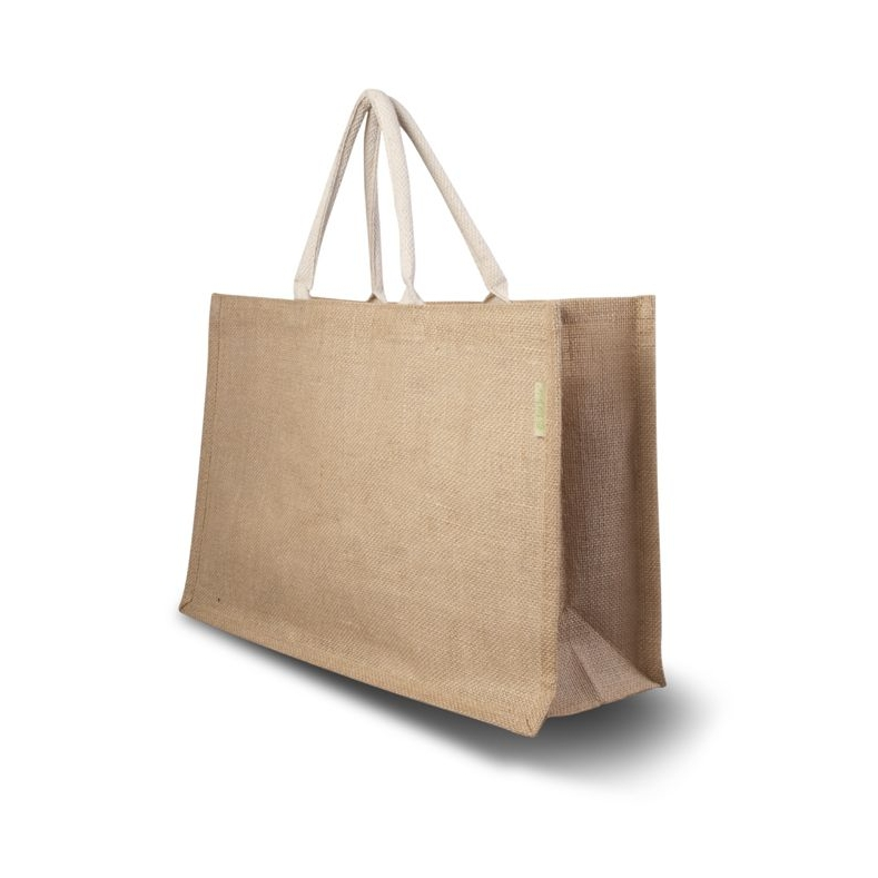 Jute shopper model Large