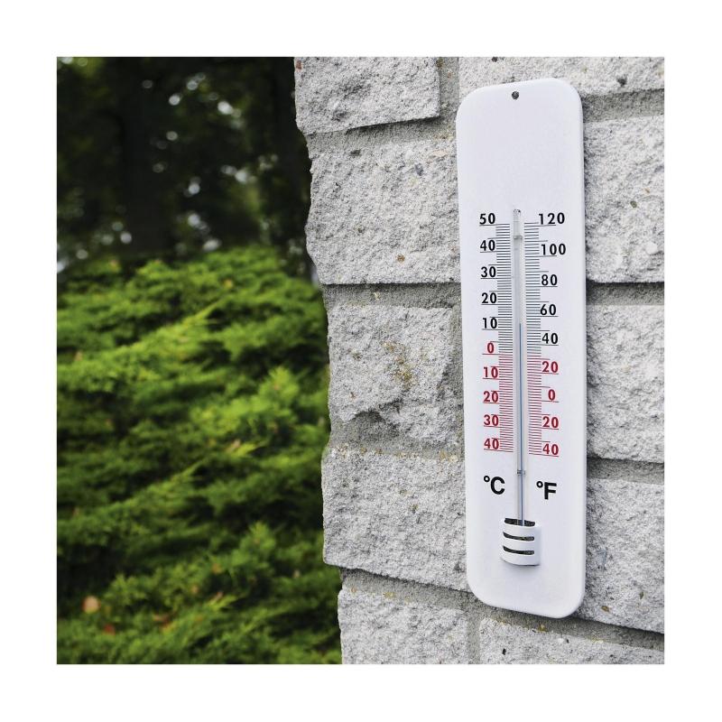 Thermometer voor binnen of buiten