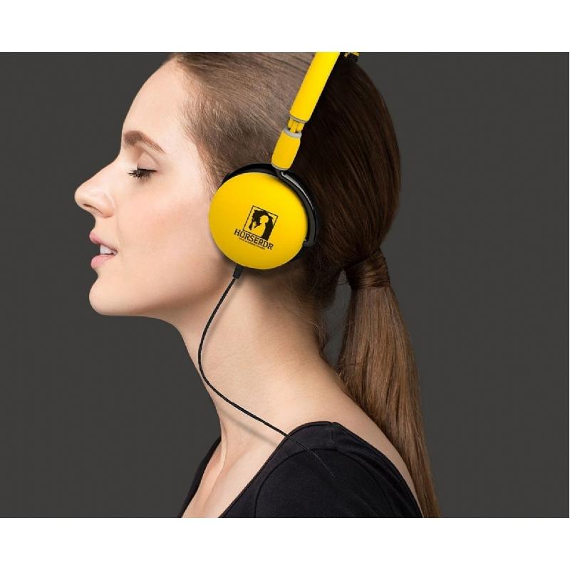 Kwalitatieve hoofdtelefoon in verschillende kleuren