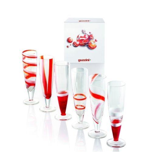 Guzzini Champagne Flutes
