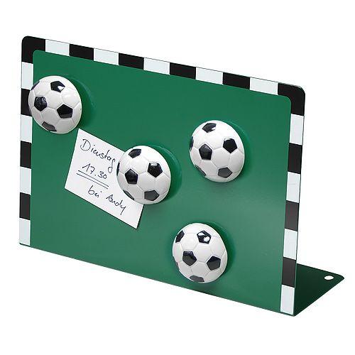 Memobord voetbal