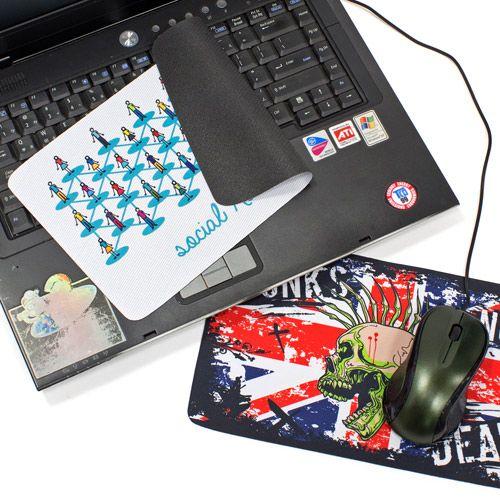 3-in-1 Muismat voor laptop