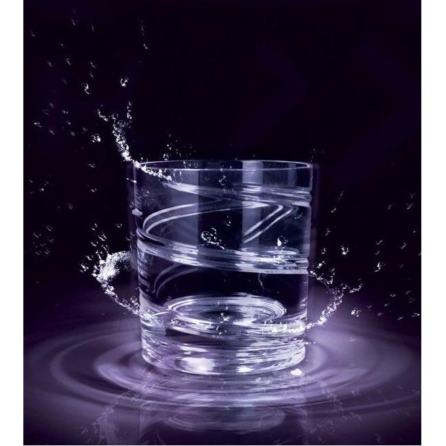 Draaiend glas