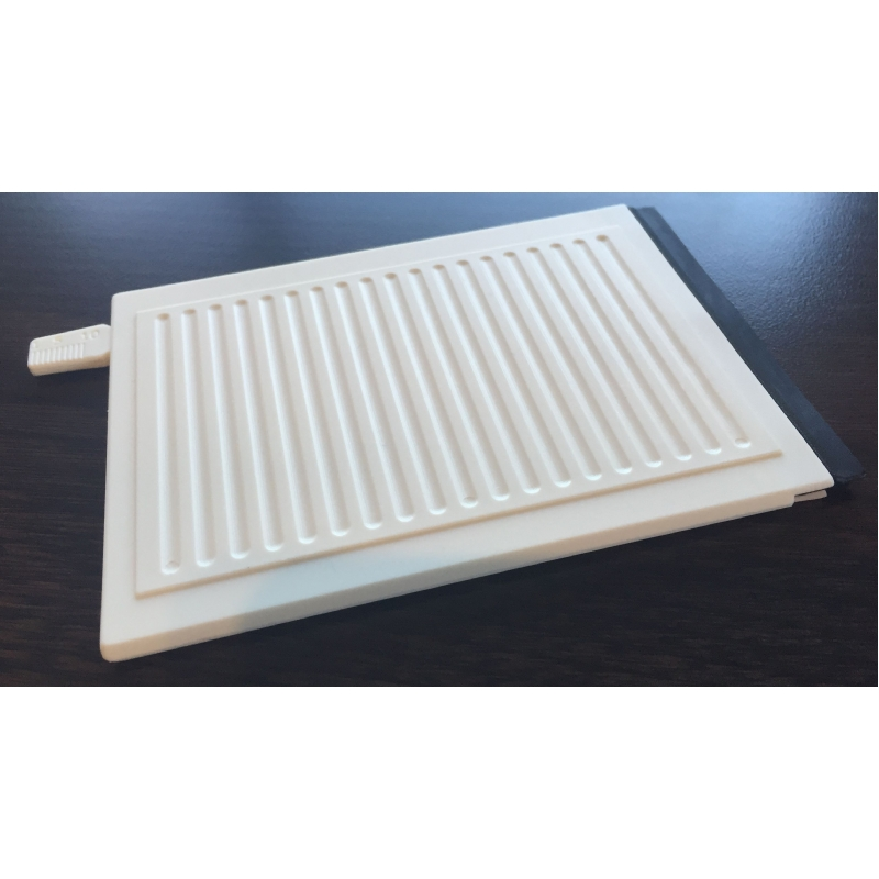 IJskrabber radiator