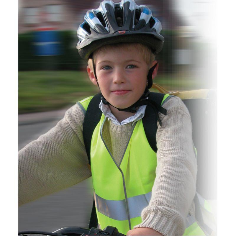 Veiligheidsvestje voor kinderen en volwassenen