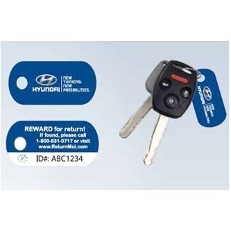 Nooit meer op zoek naar je verloren sleutels